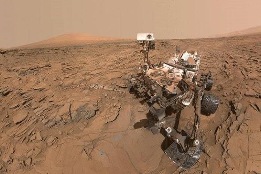 इस बार मंगल पर अमरीकी रोवर के साथ 1.09 करोड़ नाम भी जाएंगे. NAS to send 10.9 million names on Mars