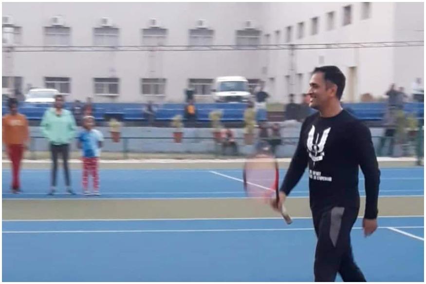ms dhoni, tennis, sports news,