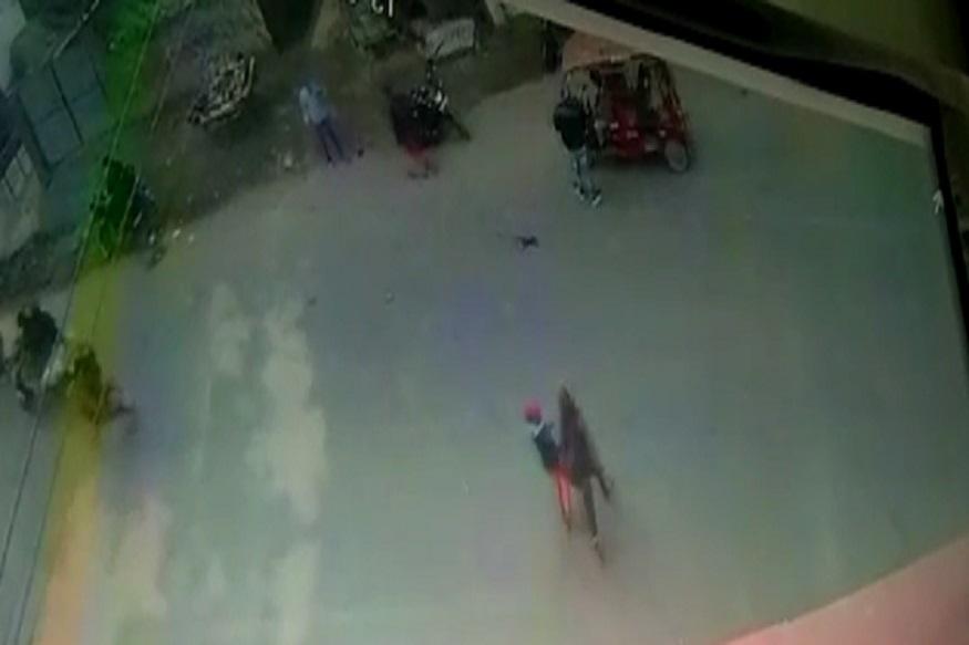 ayodhya police,cctv kidnapping story,