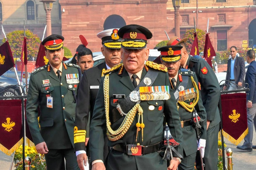 will bipin rawat be the most powerful military commander know the power of chief of defence staff cds