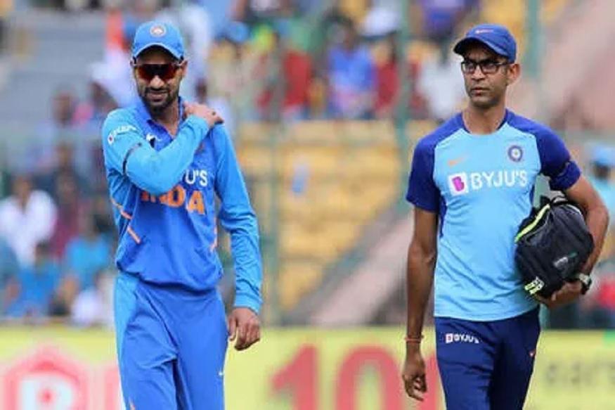 cricket news, india vs new zealand, indian cricket team, virat kohli, new zealand cricket team, team india, bcci, indian team departure, क्रिकेट न्यूज, इंडिया वस न्यूजीलैंड, इंडियन क्रिकेट टीम, विराट कोहली, इंडियन टीम रवाना, न्यूजीलैंड दौरा, टीम इंडिया, शिखर धवन, shikhar dhawan, shikhar dhawan injury, शिखर धवन इंजरी, इंडिया वस साउथ अफ्रीका, आईपीएल, इंडियन प्रीमियर लीग, india vs south africa, ipl, indian premier league