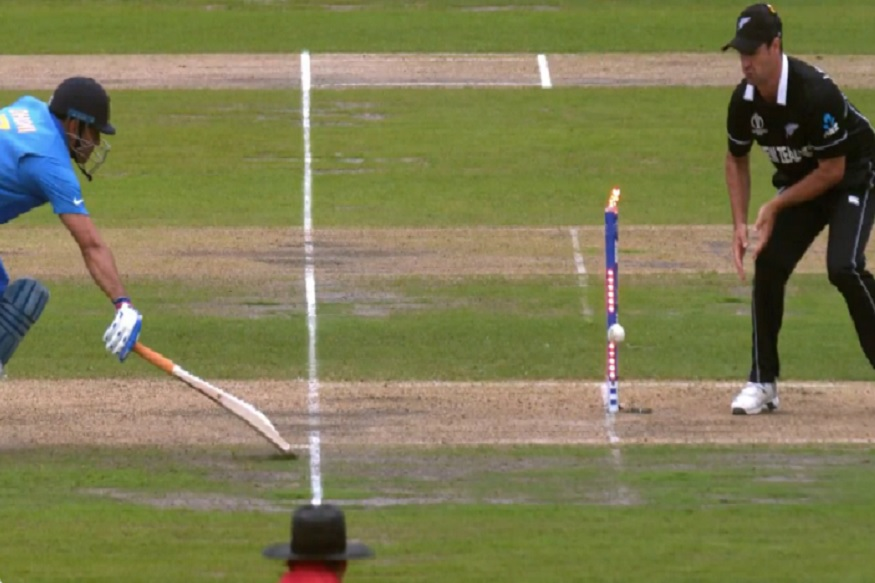 ms dhoni, ms dhoni run out, cricket world cup, bcci, indian cricket team, एमएस धोनी, क्रिकेट, वर्ल्ड कप, क्रिकेट, स्पोर्ट्स न्यूज