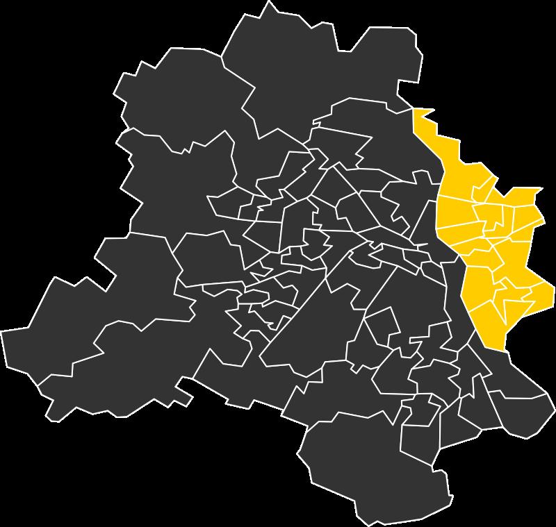 East Delhi