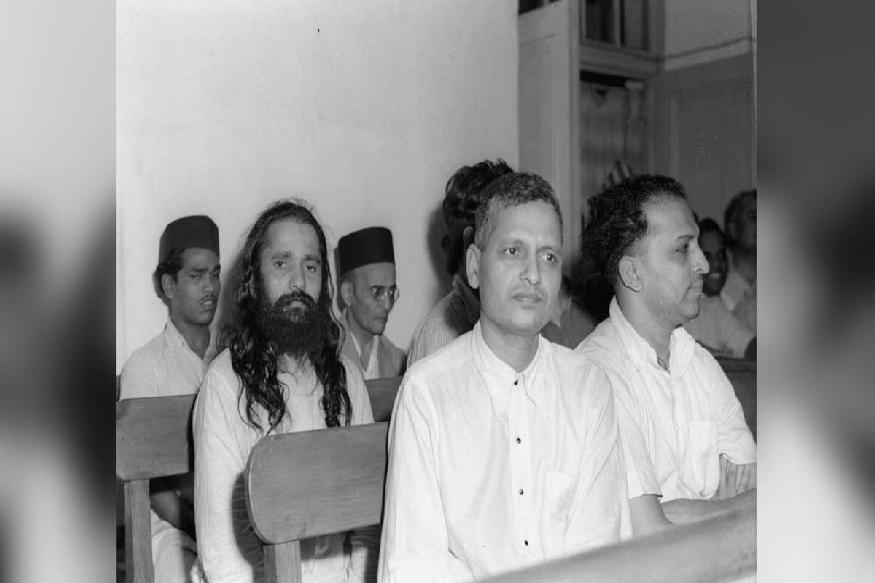 mahatma gandhi death anniversary know the court hearing details nathuram godse himself fought the case