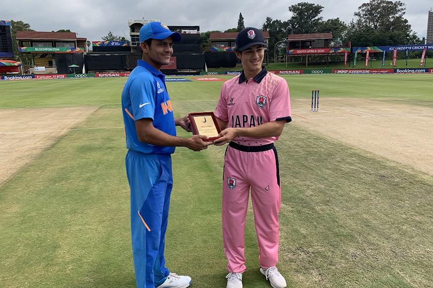 india vs japan, under-19 world cup, cricket, icc events, sports news, आईसीसी इवेंट्स, भारत बनाम जापान, क्रिकेट, स्पोर्ट्स अंडर 19 वर्ल्ड कप