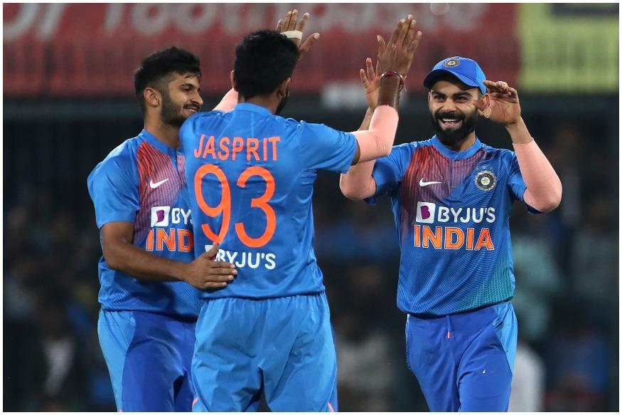 India vs Sri Lanka Live Match, 3rd T20 Match at Maharashtra Cricket Association Stadium, Pune: भारत सीरीज में 1-0 से आगे है