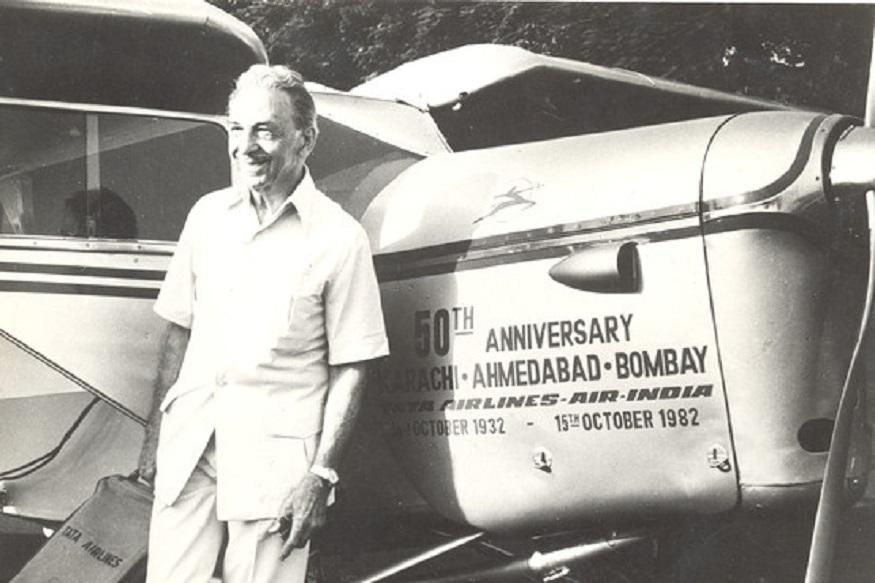 88 साल पहले इस शख्स ने शुरू की थी एअर इंडिया! अब बिकने के लिए तैयार