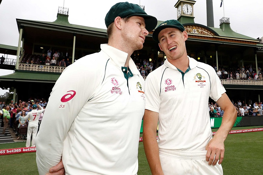 india-vs-australia-aaron-finch-said-that-steve-smith-and-marnus-labuschagne-look-like-long-lost-brothers