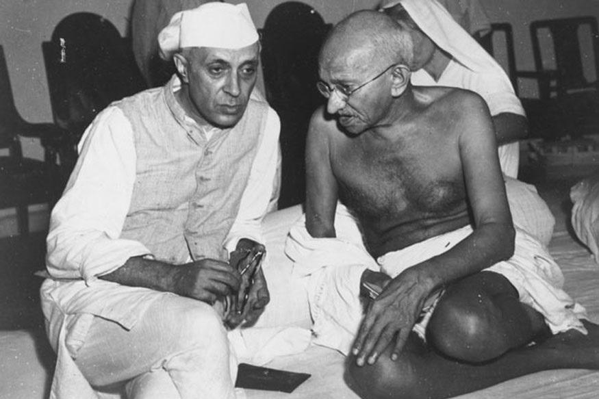 आरक्षण, नेहरू, गांधी