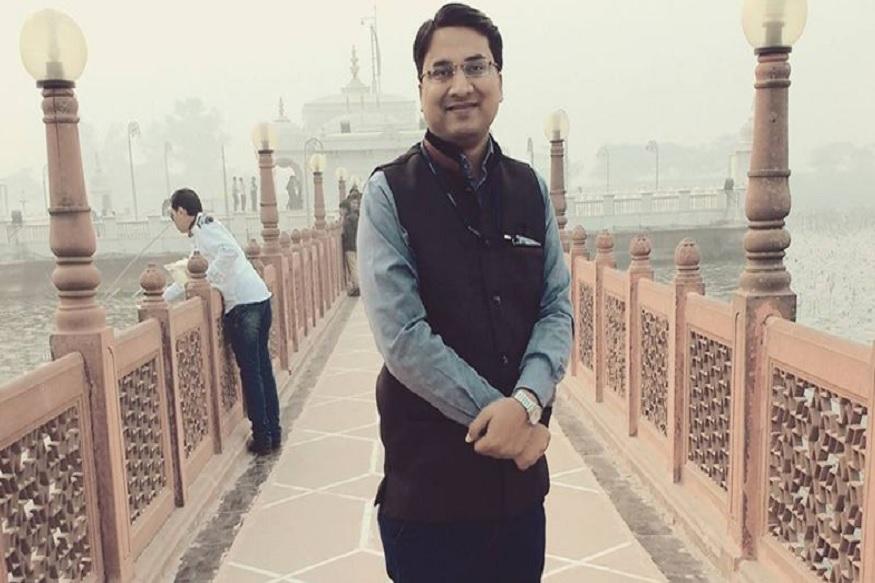 Image result for IAS Success Story: Success Story IAS Nishant jain