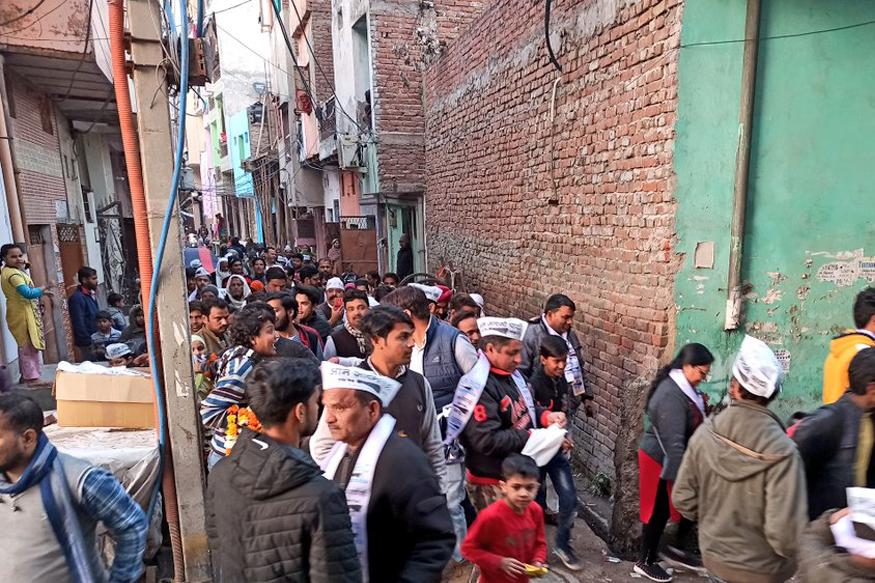 delhi assembly election 2020, aap, bjp, congress, Timarpur, Timarpur assembly seat candidate list, arvind kejriwal, दिल्ली विधानसभा चुनाव 2020, आम आदमी पार्टी, बीजेपी, कांग्रेस, तिमारपुर, तिमारपुर के विधानसभा उम्मीदवारों की सूची, अरविंद केजरीवाल, dilip pandey, दिलीप पांडे