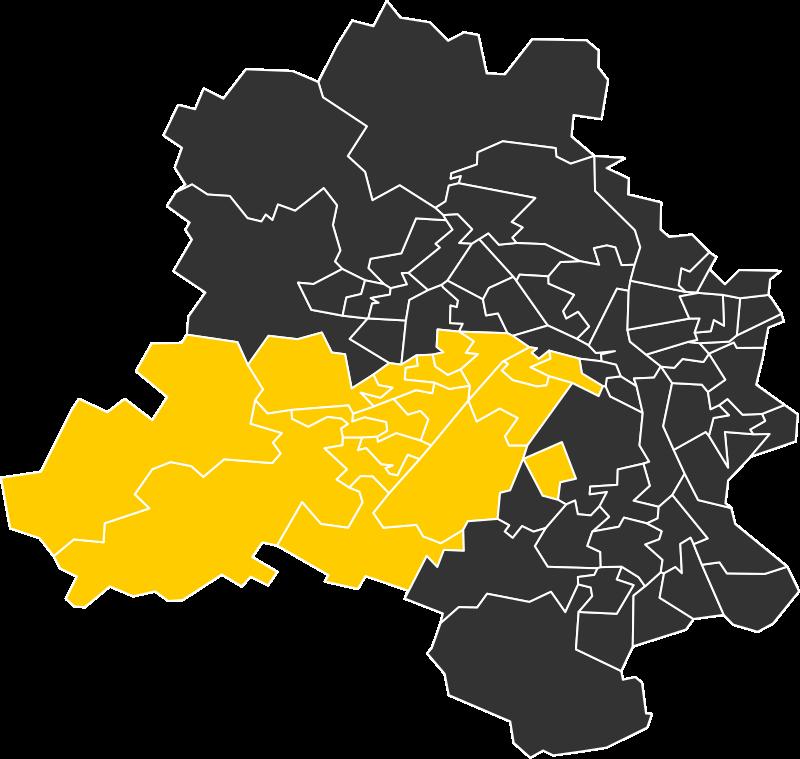 West Delhi