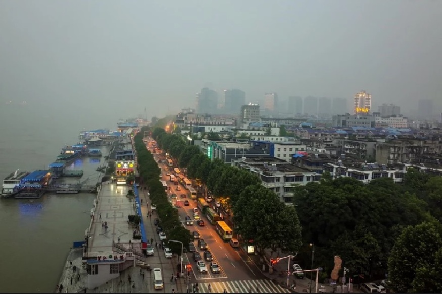 how is chinese city wuhan from where coronavirus spread acroos world indian students stranded