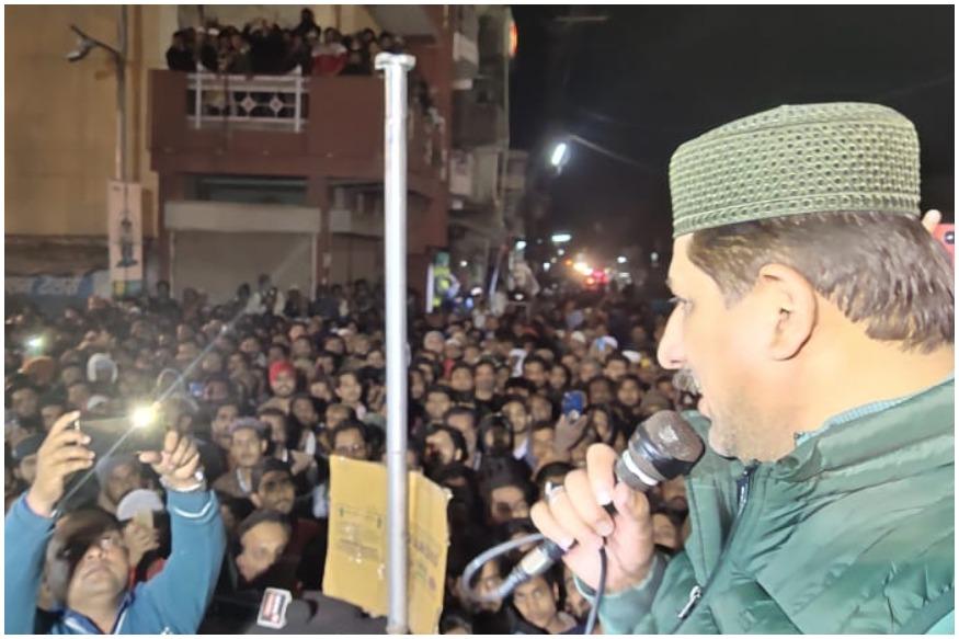 कांग्रेस विधायक आरिफ मसूद (Arif Masood) ने सीएए को लेकर अपनी ही पार्टी के नेताओं को नसीहत दी है