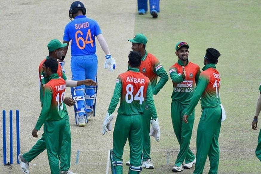 cricket news, sports news, india vs bangladesh, india under 19 cricket team, bangladesh under 19 cricket team, under 19 world cup, icc, world cup final, क्रिकेट न्यूज, इंडिया वस बांग्लादेश, खेल, इंडिया अंडर 19 क्रिकेट टीम, बांग्लादेश अंडर 19 क्रिकेट टीम, आईसीसी, वर्ल्ड कप फाइनल, अंडर 19 वर्ल्ड कप