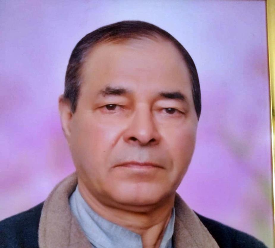 आईटीबीपी से सेवानिवृत इंस्पेक्टर कश्मीर सिंह करियाना दुकान चलाते थे. (File Photo)