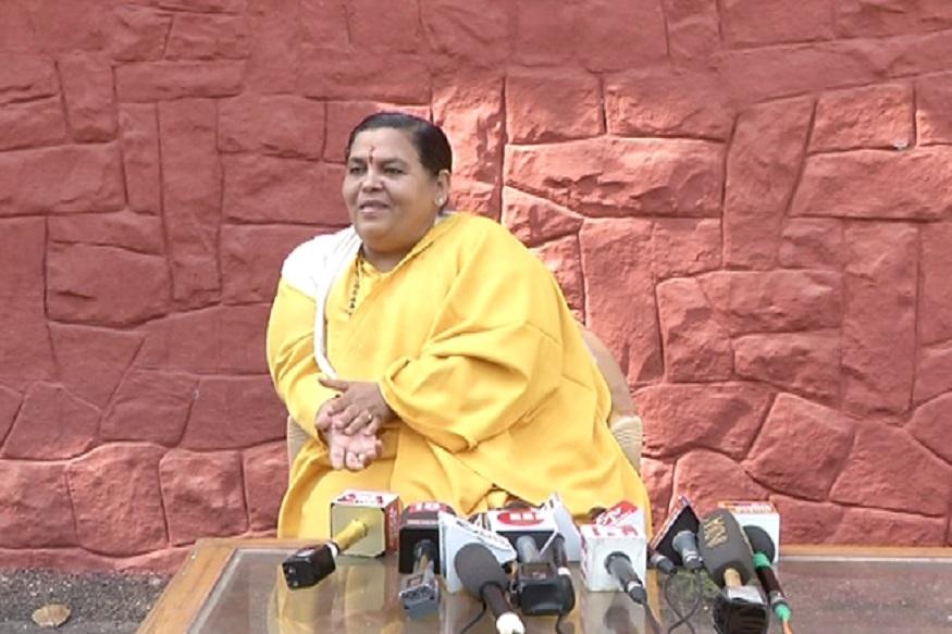 पूर्व केंद्रीय मंत्री उमा भारती (uma bharti) ने फिर से चुनाव लड़ने का ऐलान कर दिया है