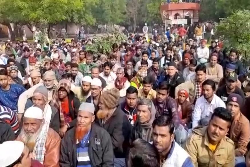 aligarh protest