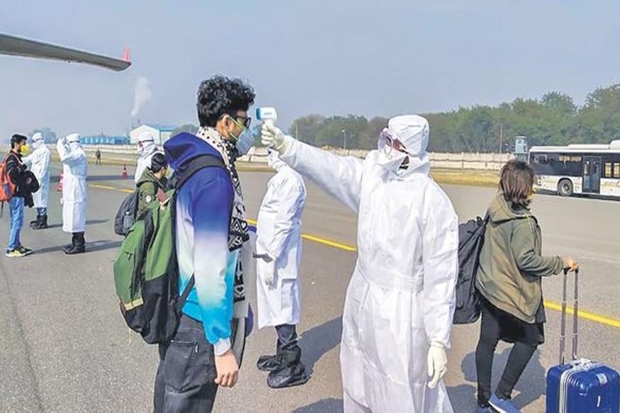 Coronavirus : 31 दिसंबर के बाद चीन से सिरसा पहुंचे 26 लोग, 24 हुई पहचान-corona virus 26 people came from china after 31st December hrrm