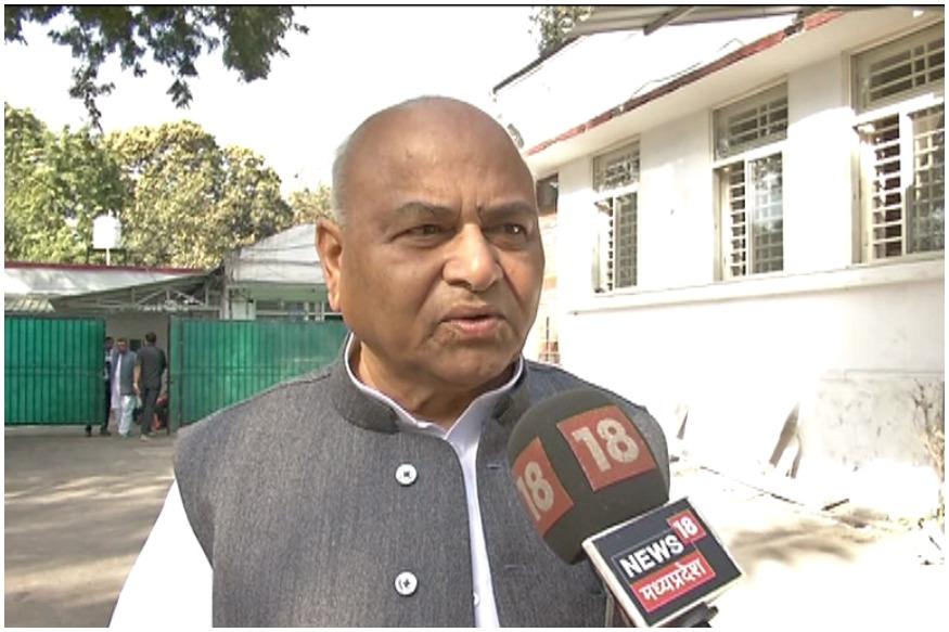 राजगढ़ कलेक्टर निधि निवेदिता (Nidhi Nivedita) के थप्पड़कांड को लेकर सरकार में सामान्य प्रशासन मंत्री डॉ