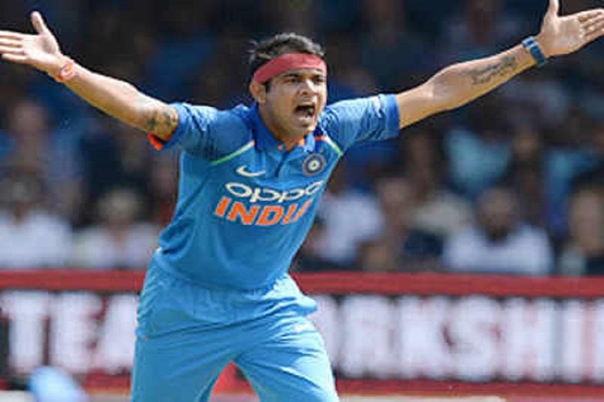cricket news, sports news, india cricket team, punjab vs andhra pradesh, punjab ranji cricket team, Siddarth Kaul hat trick, ranji trophy, क्रिकेट न्यूज, खेल, इंडियन क्रिकेट टीम, पंजाब वस आंध्र प्रदेश, पंजाब रणजी क्रिकेट टीम, रणजी ट्रॉफी, सिद्धार्थ कौल, सिद्धार्थ कौल हैट्रिक