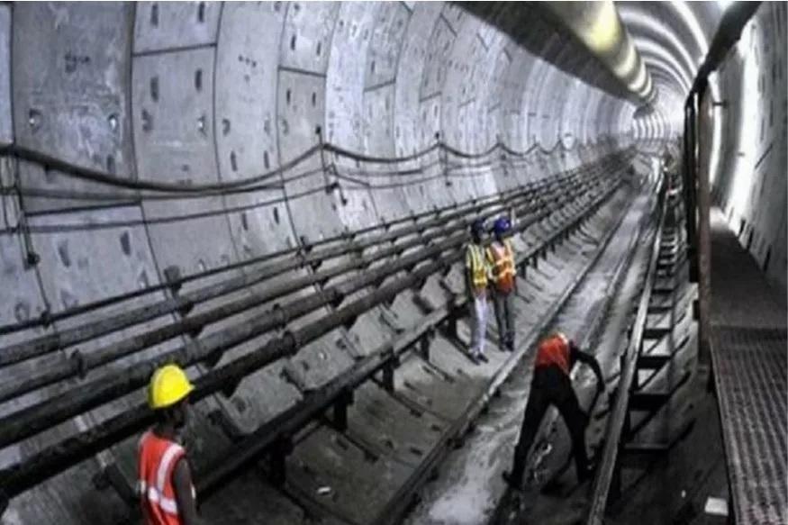 Kolkata Metro, Piyush Goyal, Under Water Metro, Kolkata, Metro,