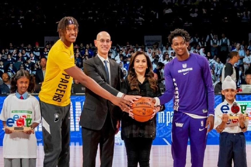 Basketball, nba, sports news, indian basketball players, बास्केटबॉल बॉल, एनबीए, स्पोर्ट्स न्यूज
