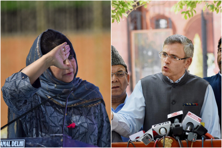 what is jammu kashmir public safety act omar abdullah caught in the grip of his grandfather sheikh abdullah government made law