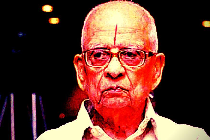 के. परासरन कोwho is ram mandir first trustee k parasaran who has been choice of both bjp and congress राम मंदिर ट्रस्ट का अध्यक्ष बनाया गया है