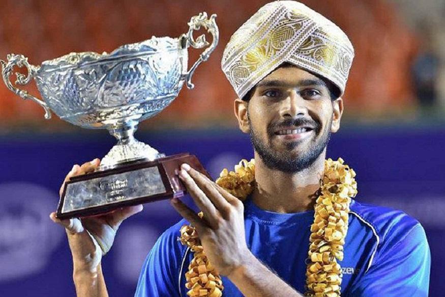 arvind kejriwal, sumit nagal, tennis, sports news, delhi cm oath ceremony, अरविंद केजरीवाल, आम आदमी पार्टी, सुमित नागल, स्पोर्ट्स न्यूज