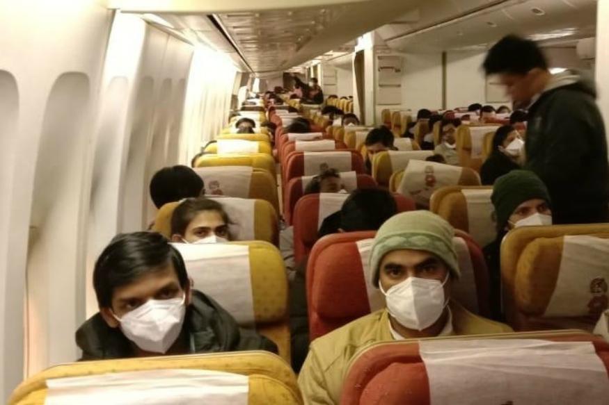 India, Wuhan, Corona virus