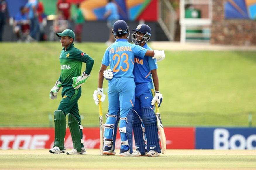cricket news, sports news, india vs pakistan, icc, under 19 cricket world cup, इंडिया वस पाकिस्तान, खेल, क्रिकेट न्यूज, इंडियन क्रिकेट टीम, पाकिस्तान क्रिकेट टीम, आईसीसी, अंडर19 क्रिकेट वर्ल्ड कप, indian cricket team, pakistan cricket team, वर्ल्ड कप सेमीफाइनल, world cup semifinal, यशस्वी जायसवाल, yashaswi jaisawal