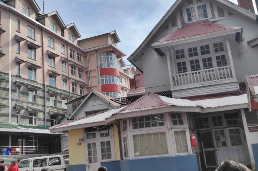 शिमला का केएनएच अस्पताल.
