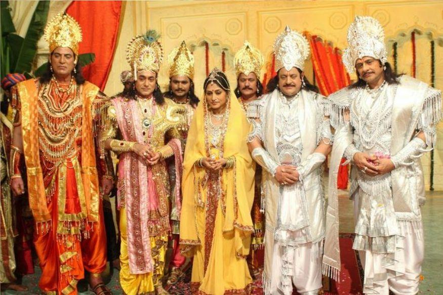 Mahabharat, Doordarshan, Shaktiman, Malgudi Days, Coronavirus, Lockdown, Re-telecast of Ramayan, Re-telecast of Mahabharat, mahabharat dd news