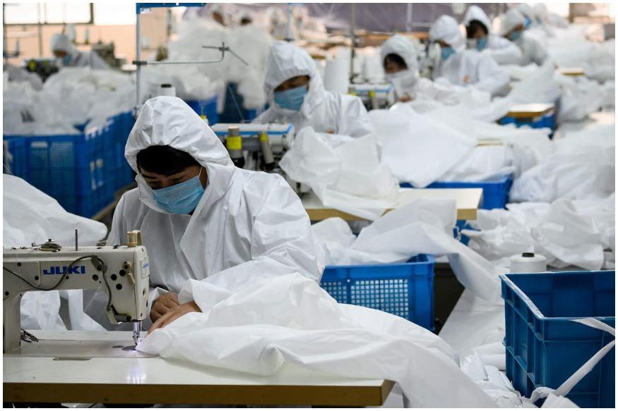 चीन पर इटली से डोनेशन में मिले PPE को इटली को बेचने के लगे आरोप (File Photo)