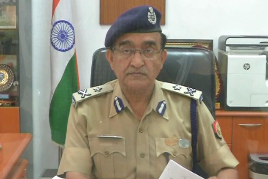 प्रयागराज जोन के पुलिस महानिरीक्षक केपी सिंह. Inspector General of Police of Prayagraj Zone KP Singh.
