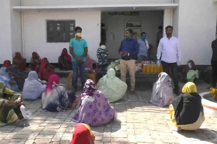 Azamgarh village lockdown