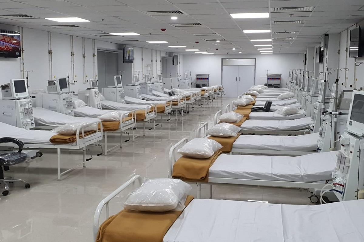 इस अस्पताल में डायलिसिस के लिए मरीज को एक भी पैसा नहीं देना पड़ेगा. यहां लगाई गई मशीनें जर्मनी से मंगाई गई हैं.