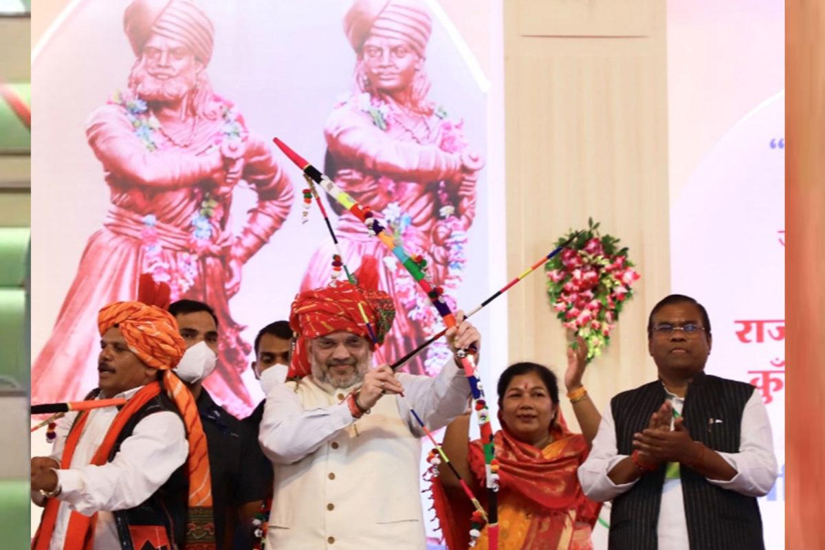 तो इसलिए जबलपुर में जनजातीय समाज के कार्यक्रम में पहुंचे थे केन्द्रीय गृह मंत्री अमित शाह