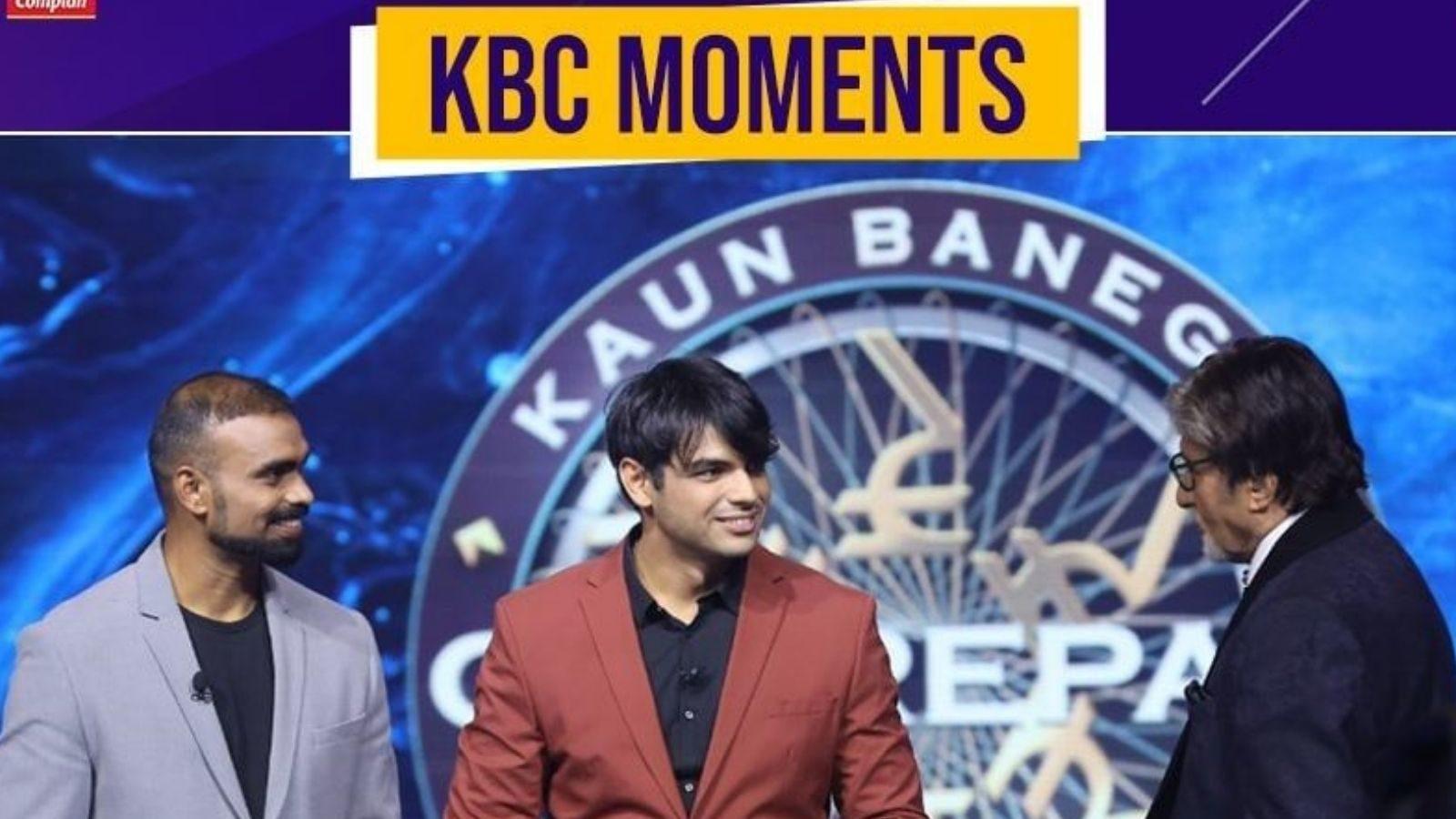 Golden boy neeraj chopra visits dance plus 6 sets remo dsouza shares post see video
