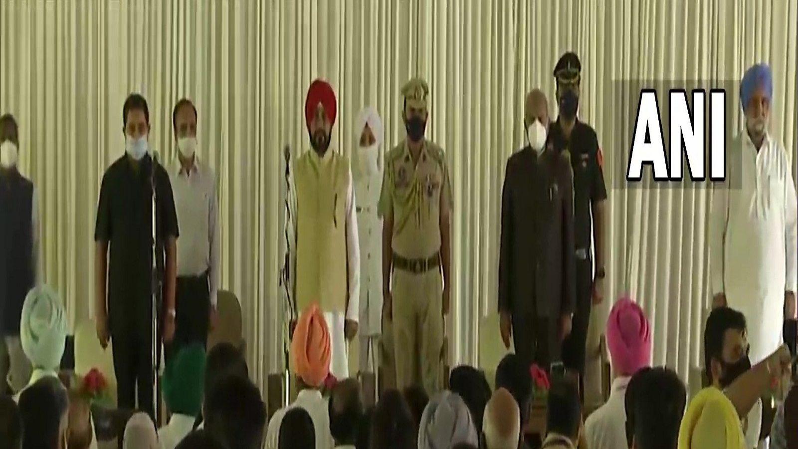 Punjab Cabinet Expansion: चरणजीत चन्नी मंत्रिमंडल विस्तार, जानें कौन-कौन बने मंत्री