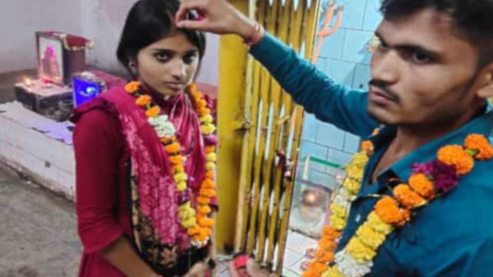 बैतूल में प्यार की जीत: Video वायरल हुआ तो परिवार वालों ने प्रेमी से ही कराई बेटी की शादी, जानें- पूरा मामला?