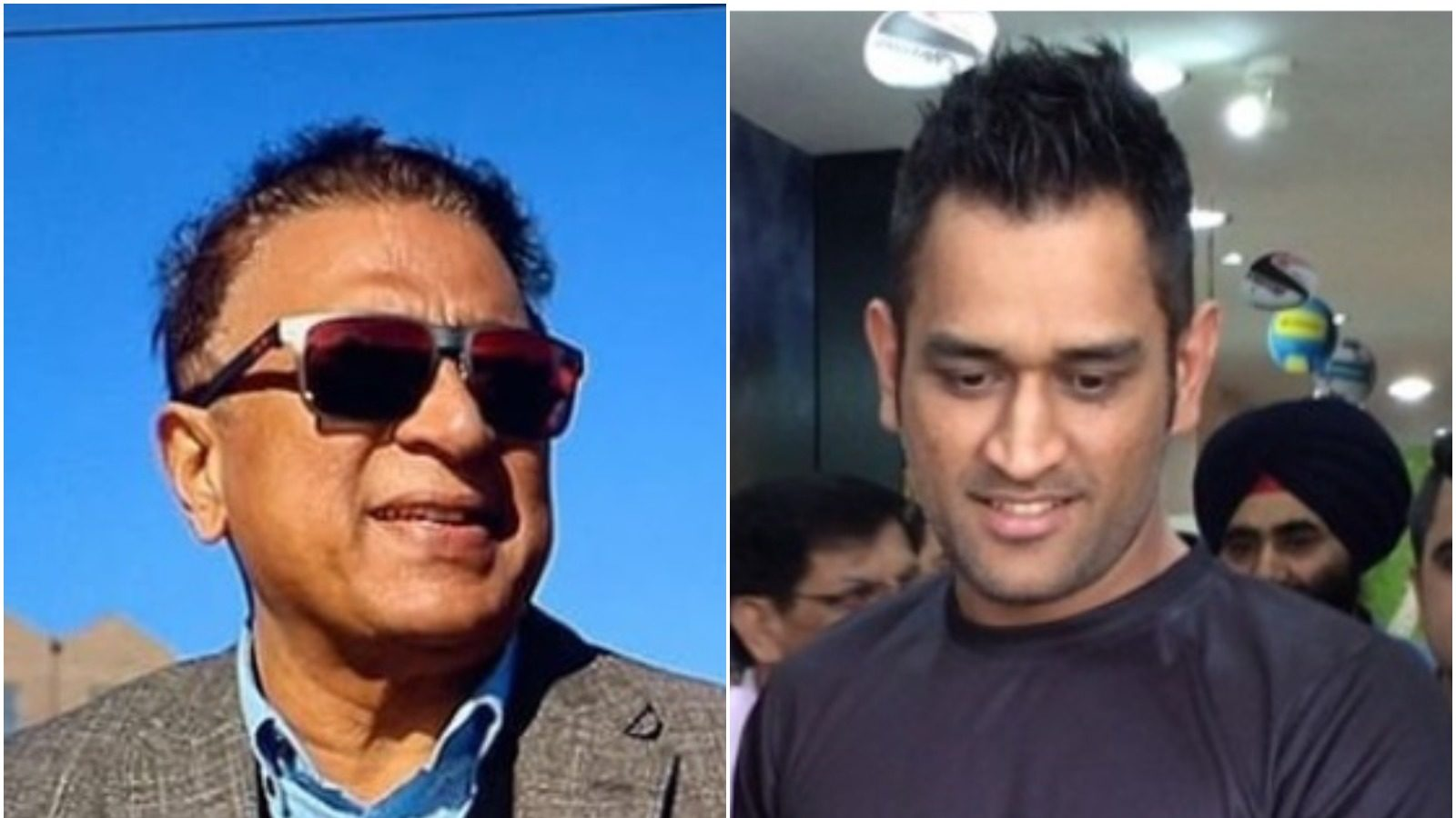 IPL 2022 Gavaskar scared of making Mahendra Singh Dhoni mentor for T20 World Cup!, says 17-year-old reason