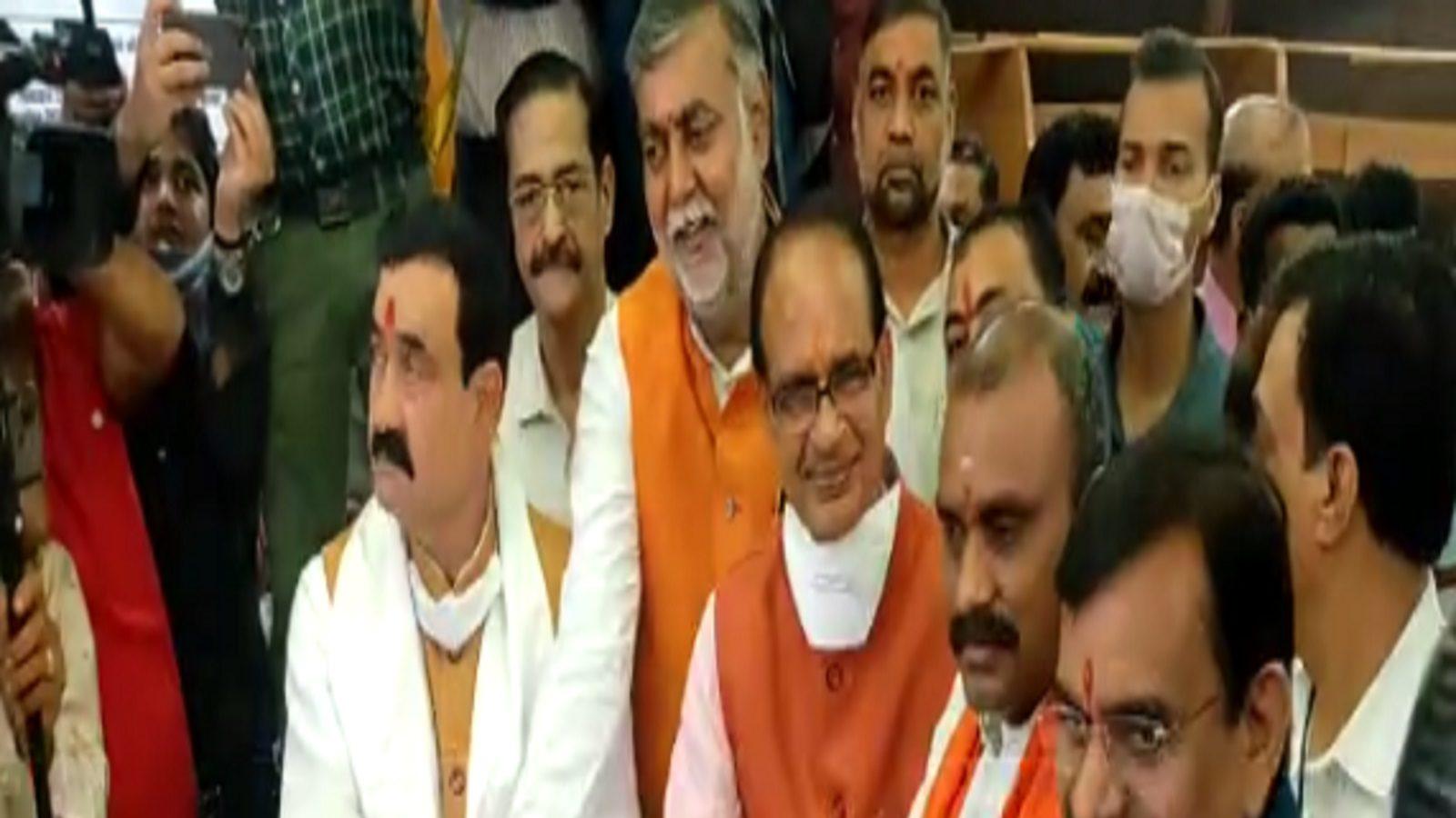 Rajya Sabha Election : केंद्रीय मंत्री एल मुरूगन ने नामांकन पत्र दाखिल किया, निर्विरोध चुना जाना तय