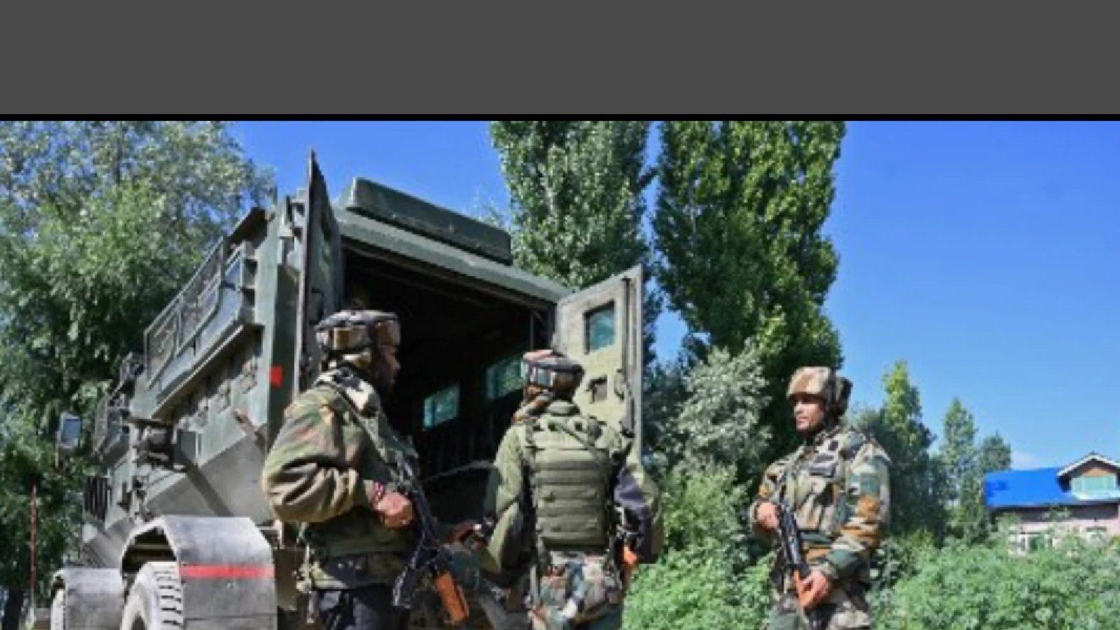 Kashmir Target Killing: मुठभेड़ में सुरक्षाबलों के हाथों मारा गया बिहारी मजदूरों की हत्या करने वाला लश्कर कमांडर