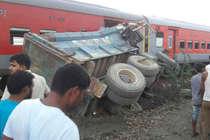 यूपी में 5 दिनों में दूसरा ट्रेन हादसा, कैफियत एक्सप्रेस के 10 डिब्बे पटरी से उतरे, 78 घायल