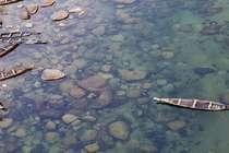 VIDEO : कांच की तरह पारदर्शी है भारत की ये नदी