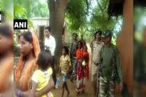 भूख से मौत का मामला: बच्ची की मां के लिए गांव में सुरक्षाकर्मी तैनात