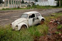 कार पार्क कर लोकेशन भूल गया था शख्स, 20 साल बाद ऐसी हालत में मिली