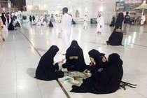 मक्काकी मस्जिद में